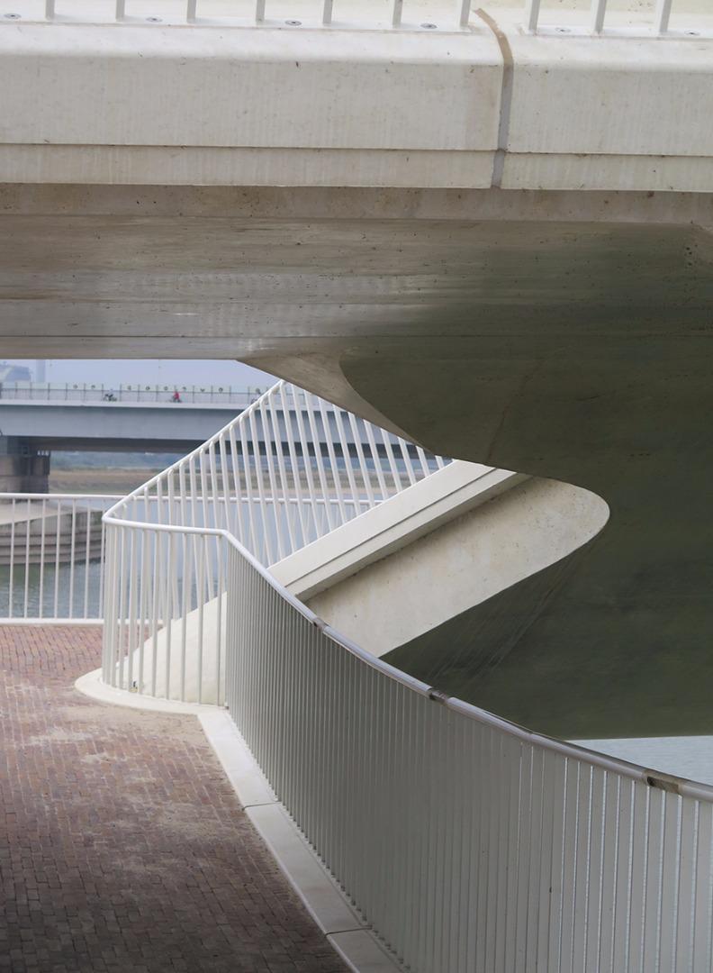 ruimte voor de rivier de waal in lent